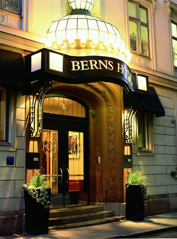 Berns, Historical Boutique Hotel & House of Entertainment since 1863