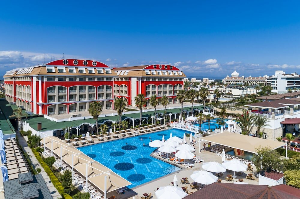 otel — Orange County Resort Hotel Belek — Serik, photo 1