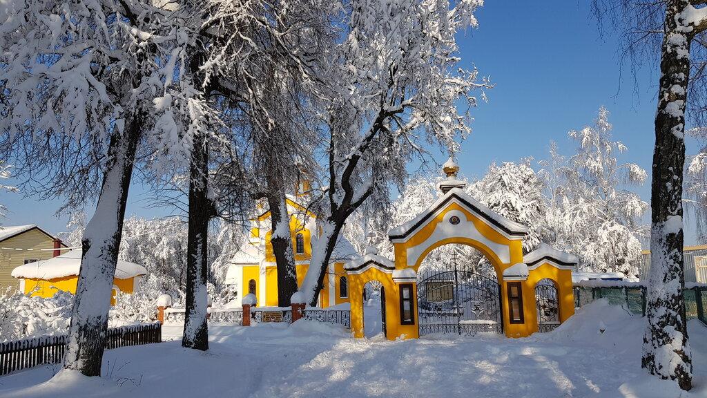 православный храм — Церковь Анатолия Никомедийского в Кармолино — Москва и Московская область, фото №2