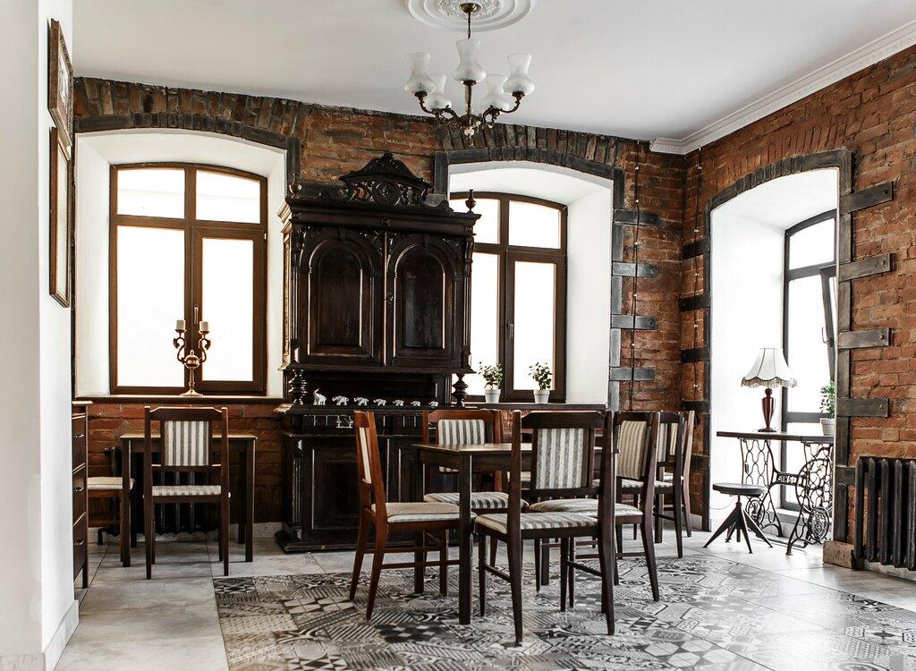 гостиница — Brick Walls — Омск, фото №1