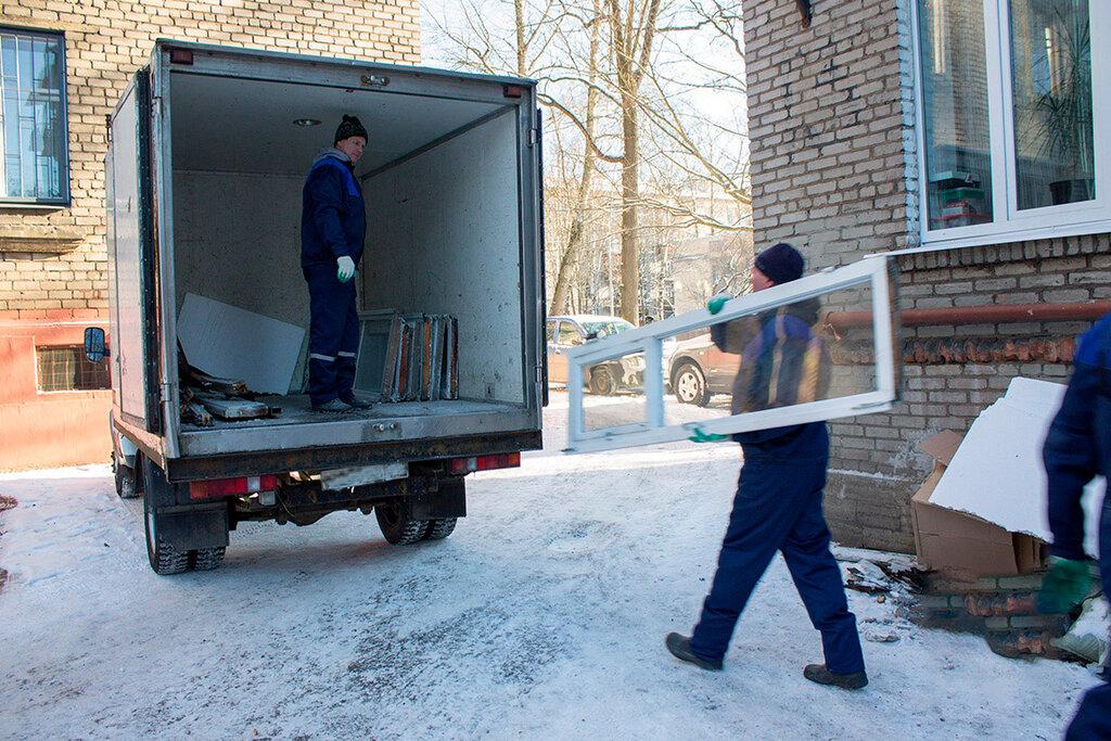 вывоз мусора и отходов — Мусоровозы — Санкт‑Петербург, фото №2
