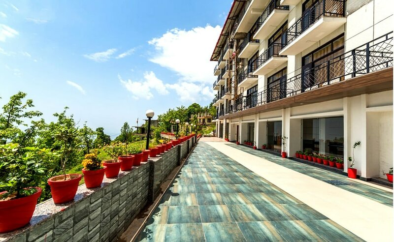 Pride Surya Mountain Resort Dharamshala