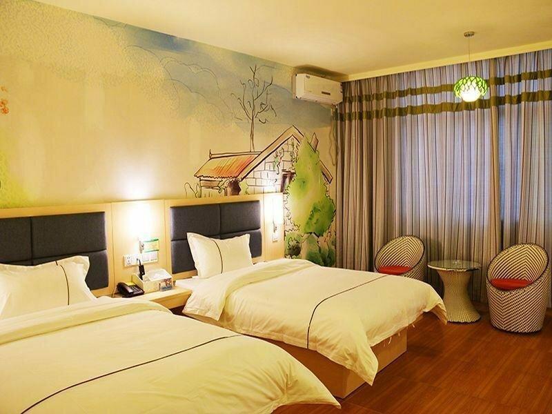 8 Inn Shenzhen Gongming Branch