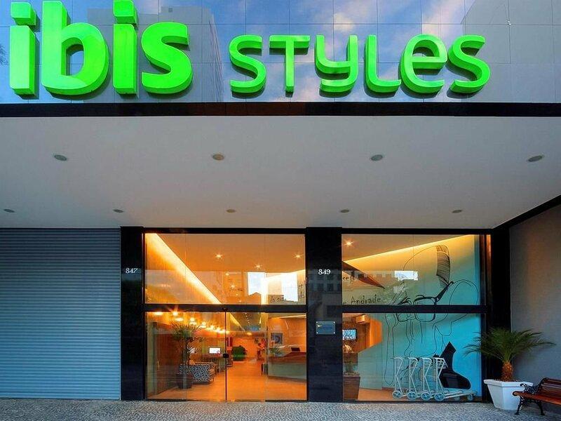 Ibis Styles Belo Horizonte Minascentro