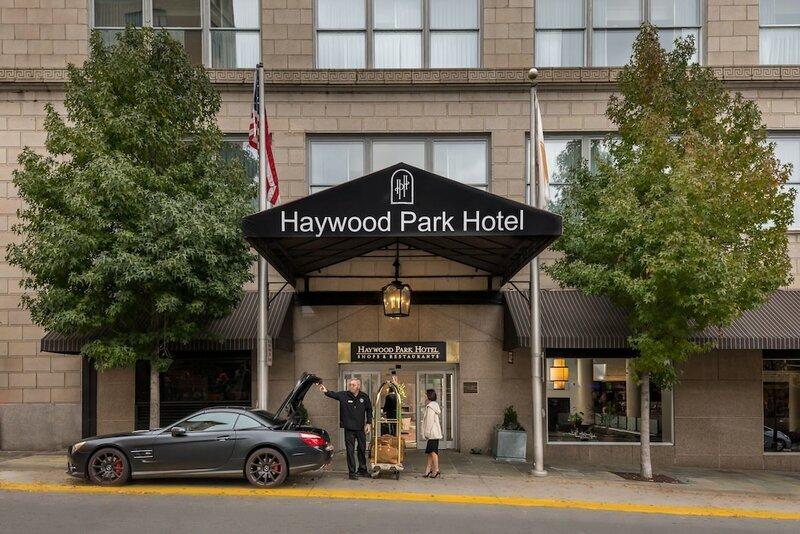 Haywood Park Hotel