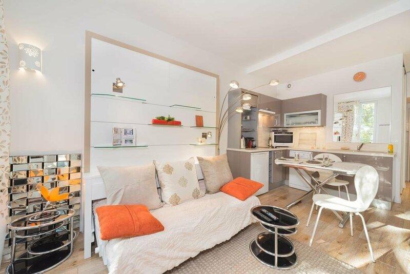 Apartment Paris Marais