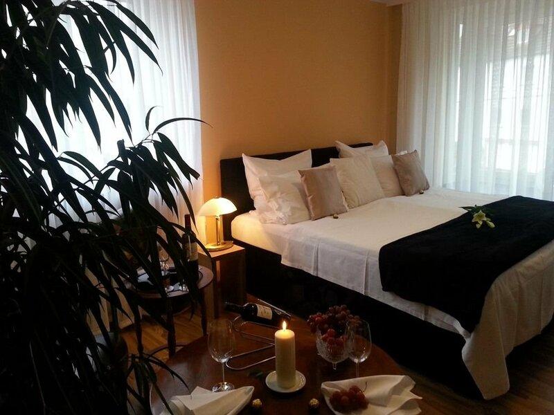Hotel Restaurant Zum Berggarten