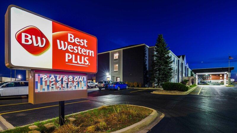 Best Western Plus Bourbonnais Hotel & Suites