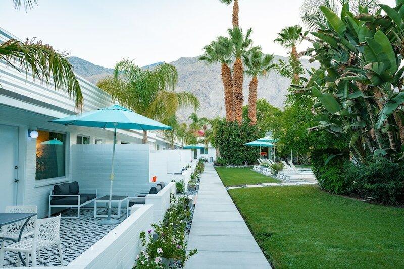 BelleVue Oasis-Palm Springs