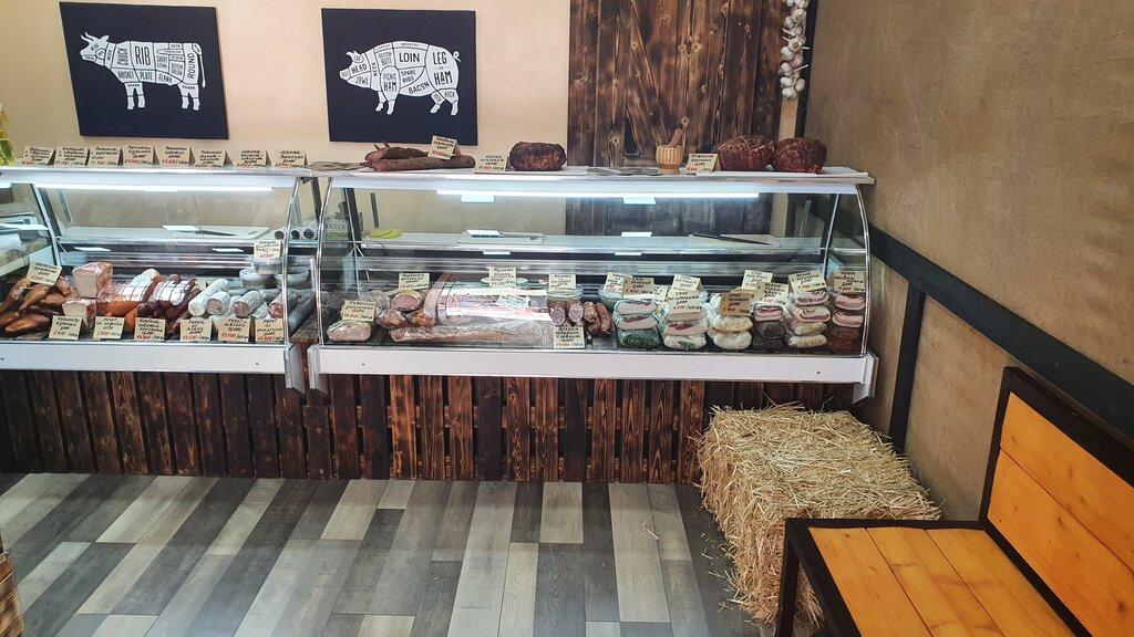 магазин мяса, колбас — Мясоедовъ — Ташкент, фото №1