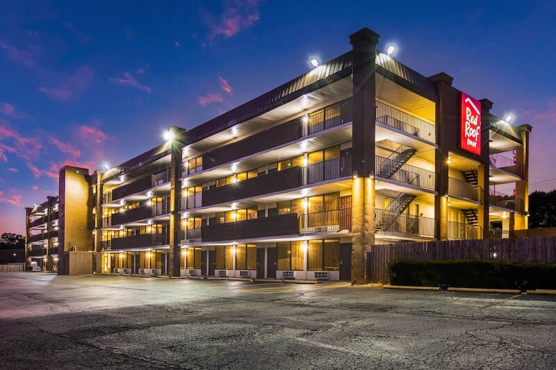 Red Roof Inn Cincinnati Airport – Florence Erlanger