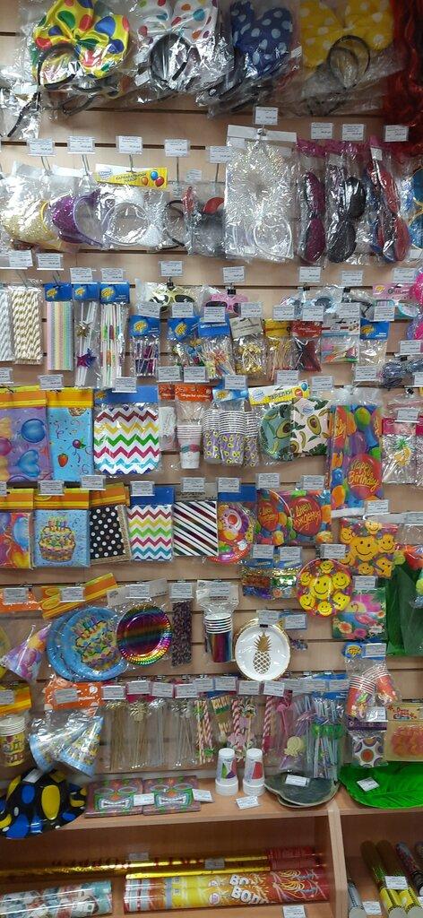 товары для праздника — Весёлая затея — Самара, фото №1