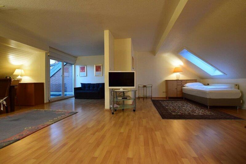 Tolstov-Hotels Generous 3 Room Apartment