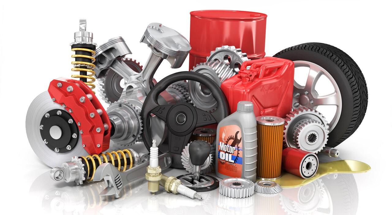Закупка автозапчастей и ремонт автомобиля