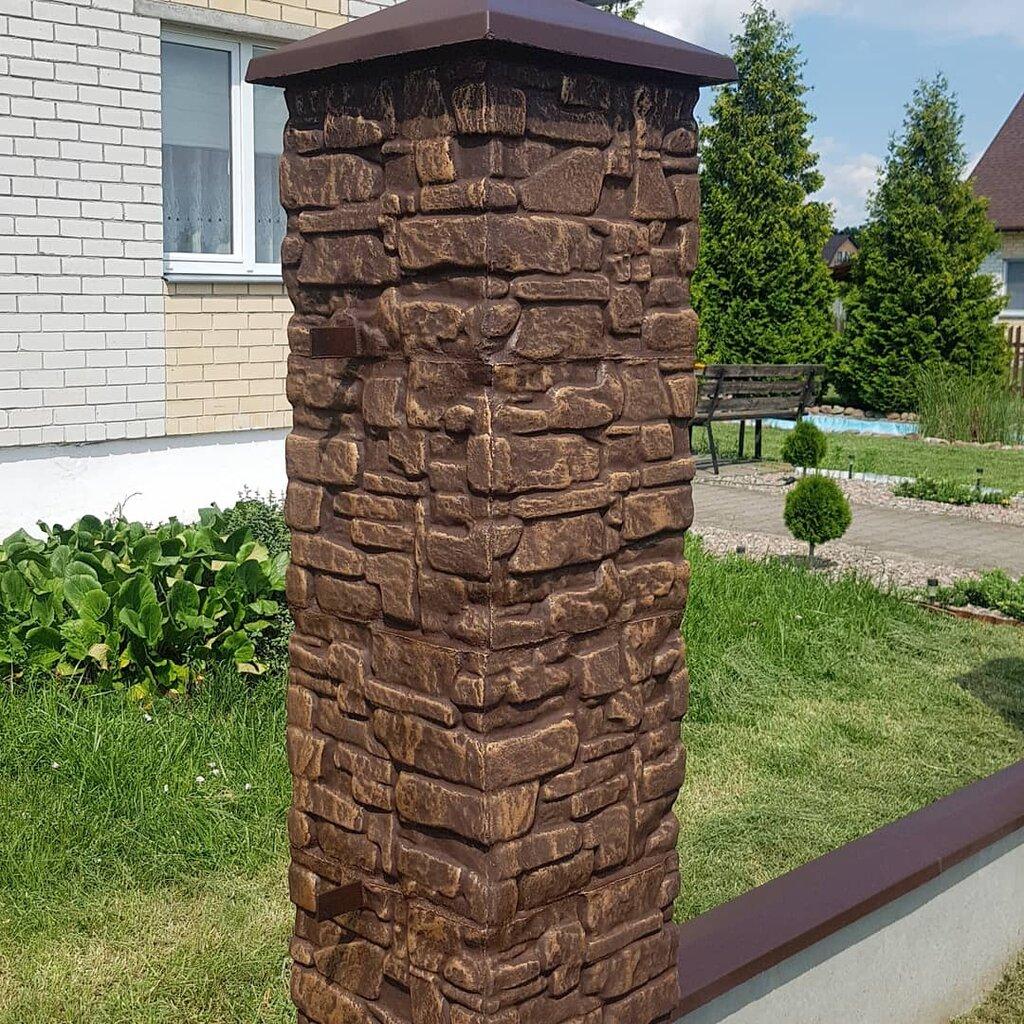 бетон, бетонные изделия — Бетонный дворик — Брест, фото №1
