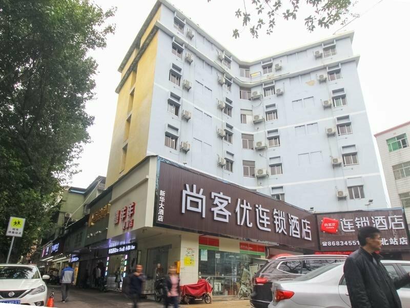 Thank Inn Hotel Guangdong Guangzhou Huadu District Guangzhou North Station