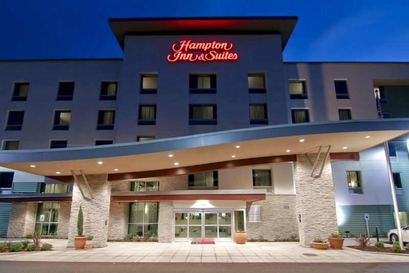 Hampton Inn & Suites Bellevue Downtown-Seattle, Wa