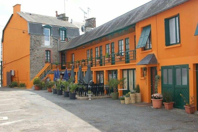 Hôtel Au jardin St Michel