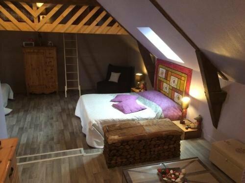 Chambres D'Hotes A La Ferme De La Rochelle