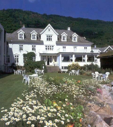 Fjord Hotell Leikanger