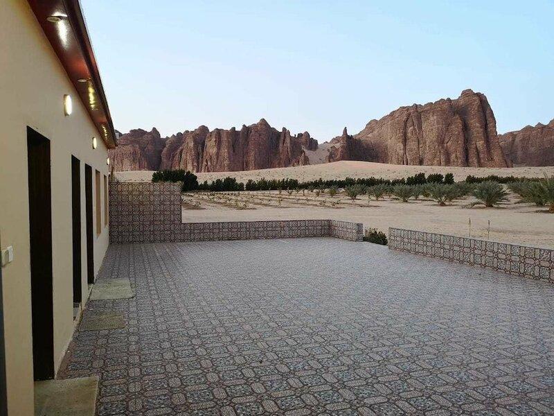 Almazham Farm House In Madin Saleh Alula