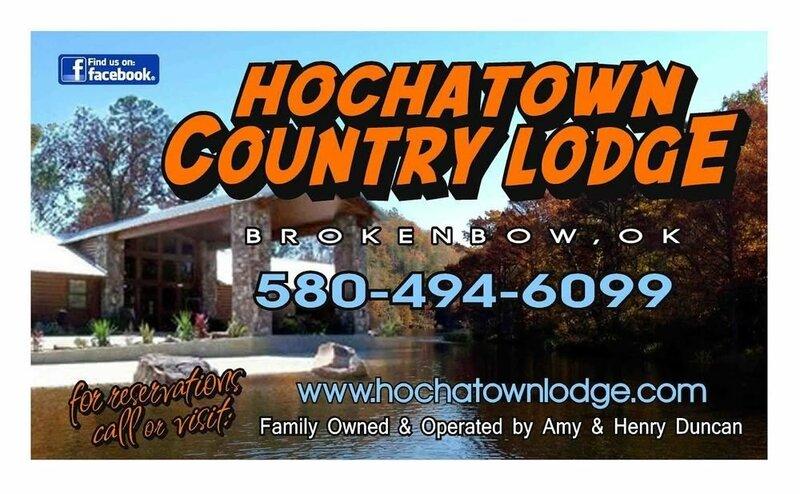 New Hochatown Lodge