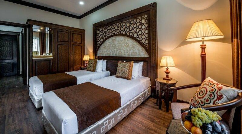 Afrosiyob Palace гостиница