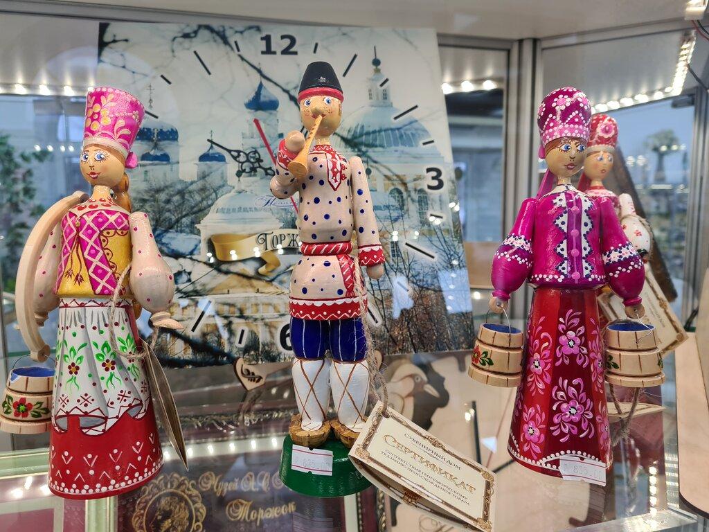 магазин подарков и сувениров — Сувенирный дом — Торжок, фото №2
