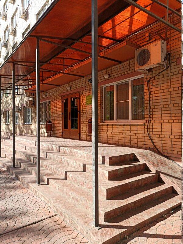 Административно-гостиничный комплекс