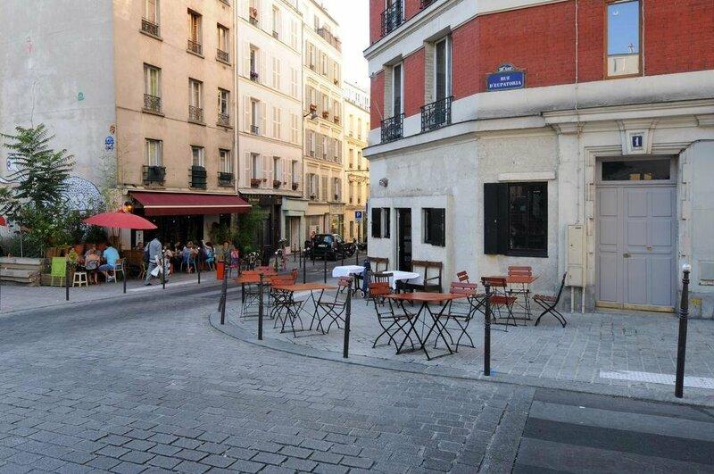 Apart Inn Paris - Ménilmontant Père Lachaise