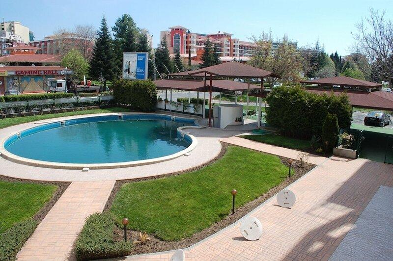 Apart-Hotel Flores Park