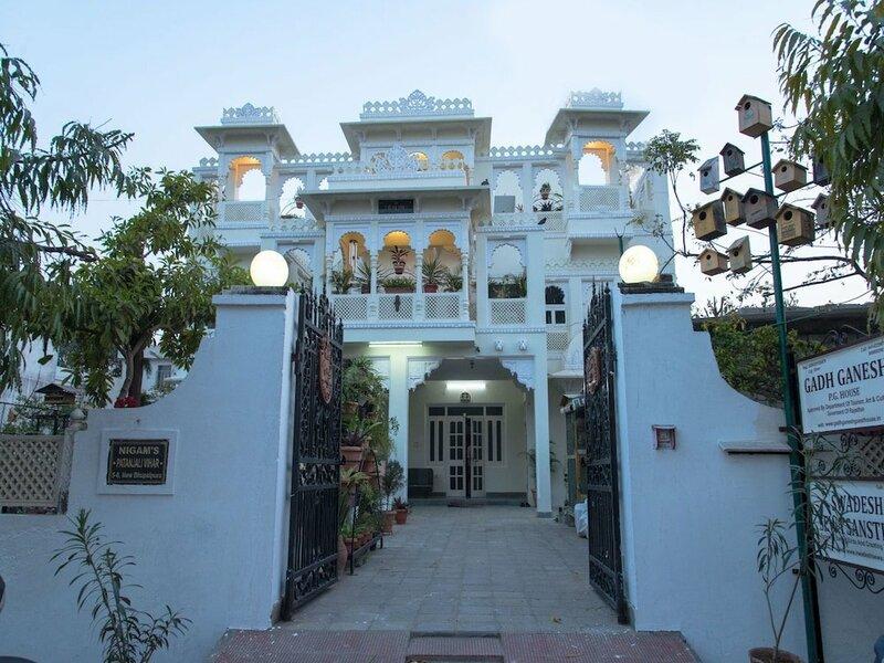 Oyo 11936 Home Vintage Haveli Stay Bhopalpura