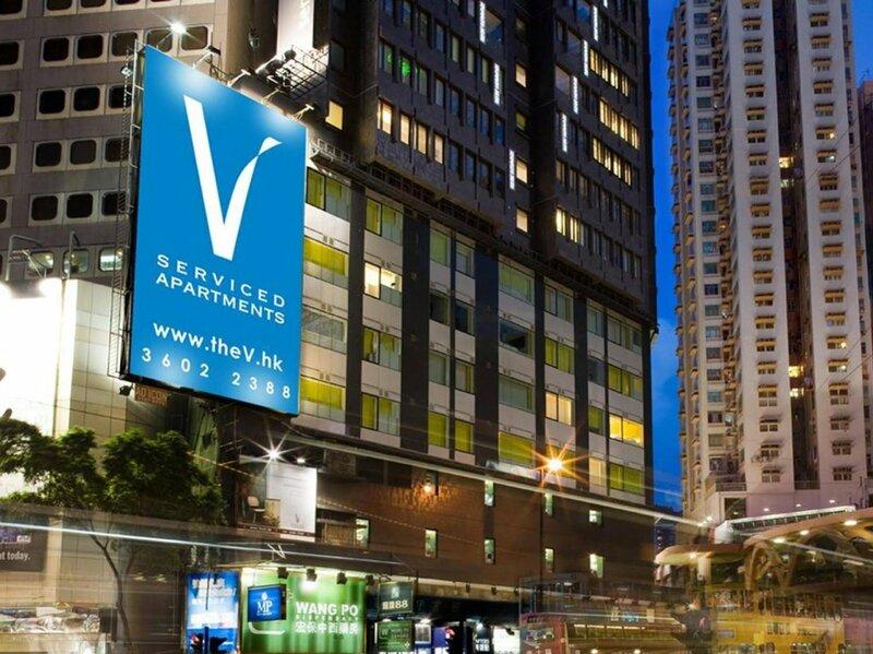V Causeway Bay Hotel Serviced Apartments