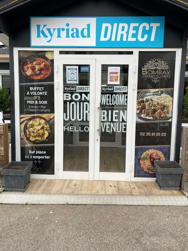 Kyriad Direct Rouen Nord - Barentin