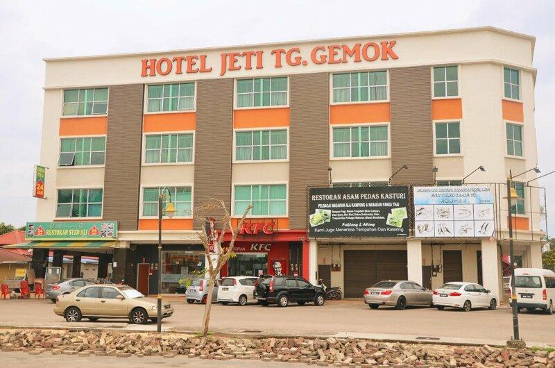 Hotel Jeti Tg Gemok