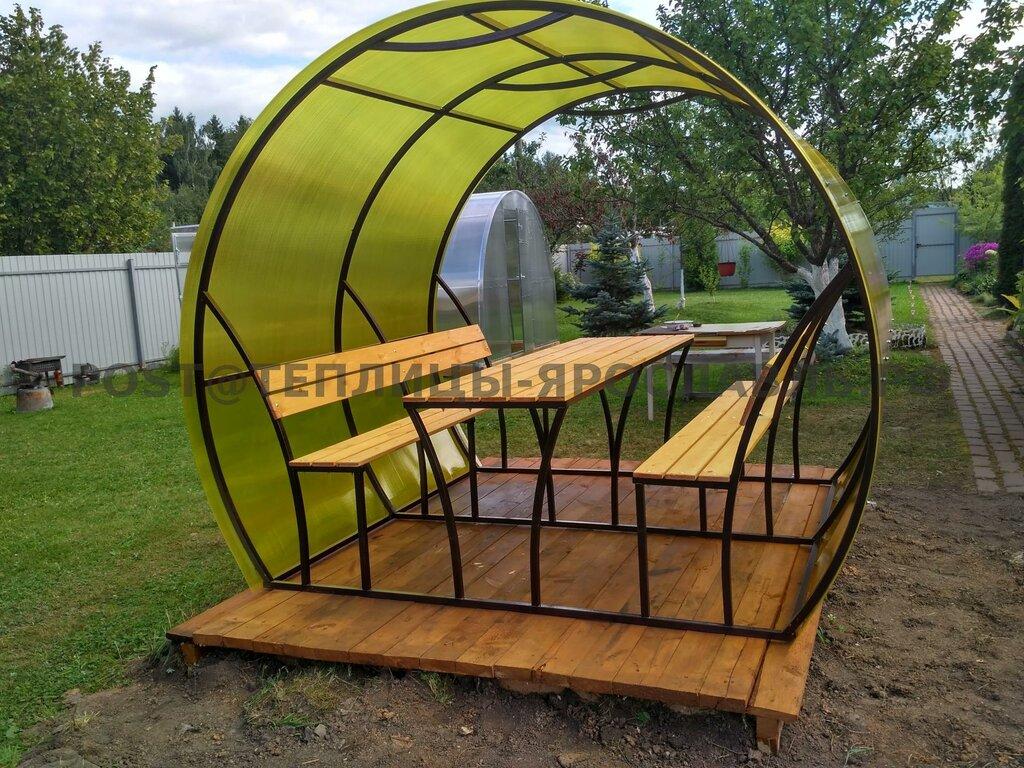 садовая мебель — Беседки оптом Ковров — Ковров, фото №2