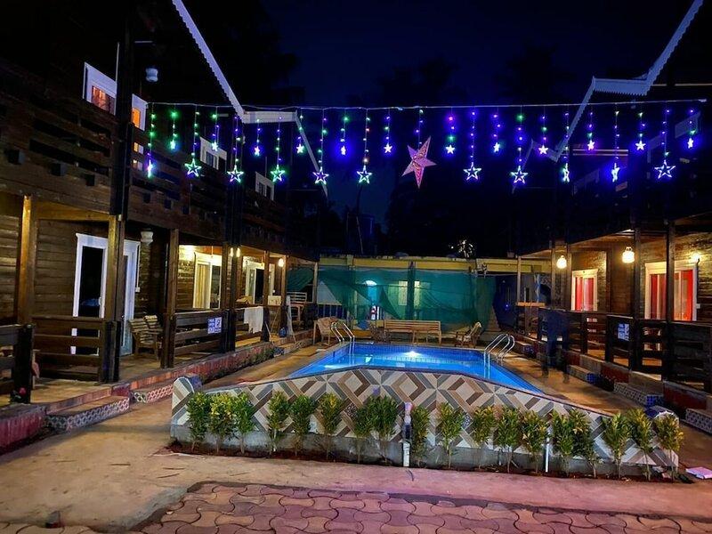 Casa Obrigado Beach Cottages Goa