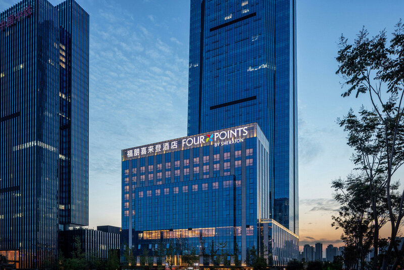 Four Points by Sheraton Chengdu Tianfu New Area