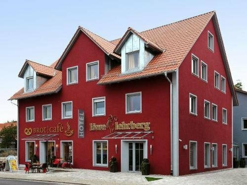 Hotel Löwe Lehrberg