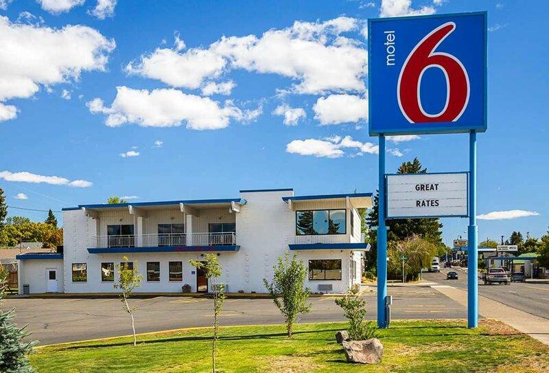 Motel 6 Ellensburg, Wa