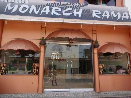 Hotel Monarch Rama