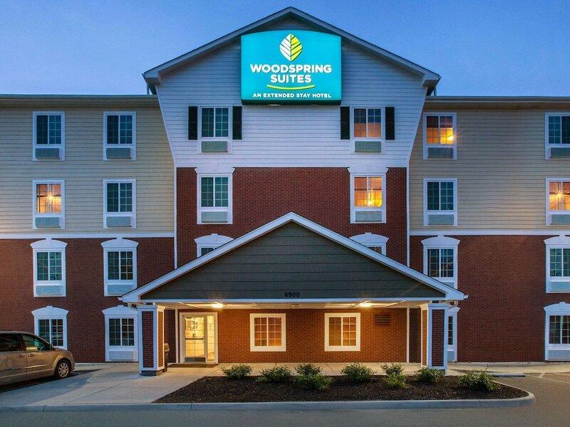 WoodSpring Suites Richmond West I-64