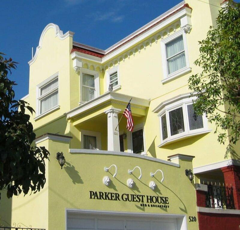 Parker Guest House San Francisco