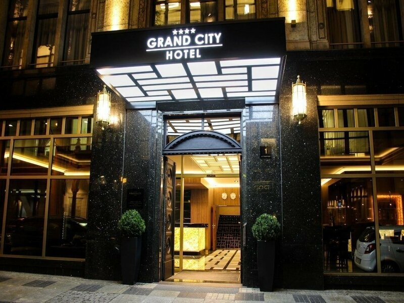 Grand City Hotel Wrocław