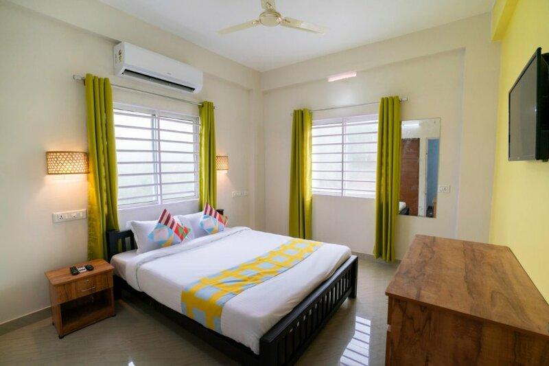 Гостевой дом Dreamz Airport Residency Cochin