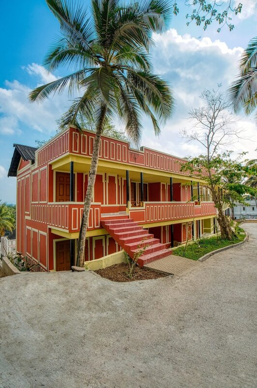 Munjoh Island House
