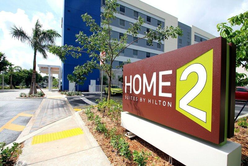Home2 Suites by Hilton Miami Doral West Airport