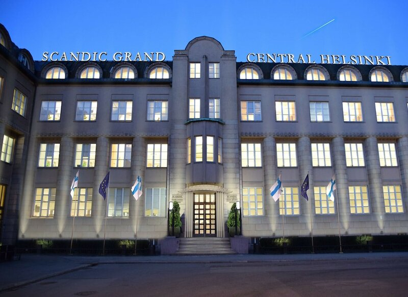 Scandic Grand Central Helsinki