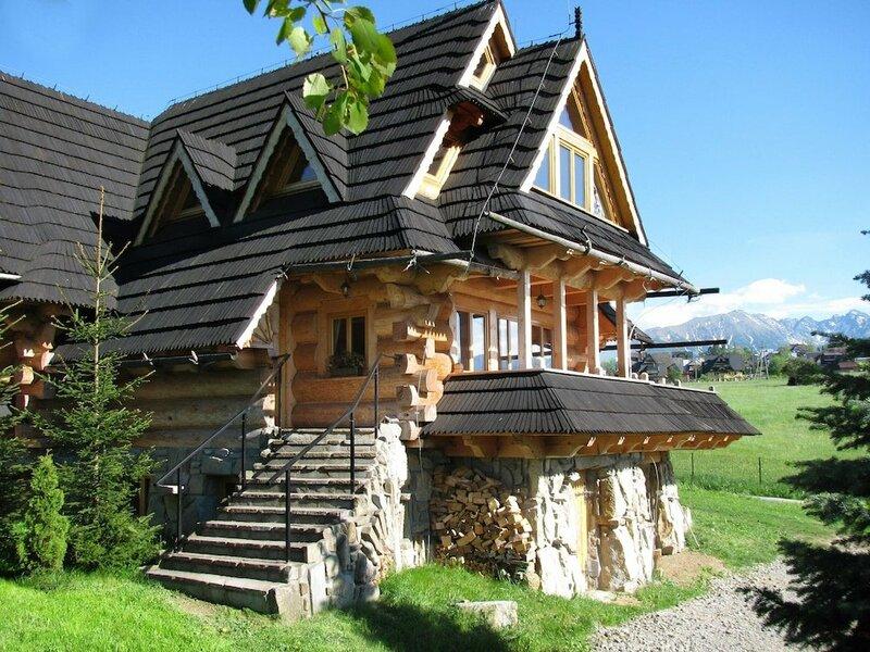 GÓrska Osada - Luxury Chalet Villa Gorsky