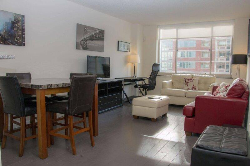 New York Area Modern Suites